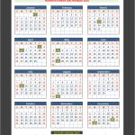 Northern Ireland (UK) Holidays Calendar 2015