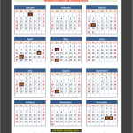 Northern Ireland (UK) Holidays Calendar 2014