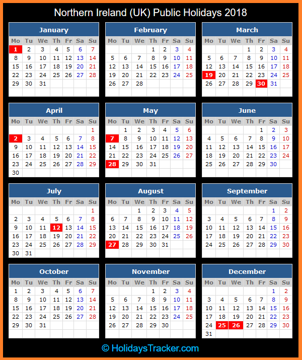 Calendar 2018 May South Africa